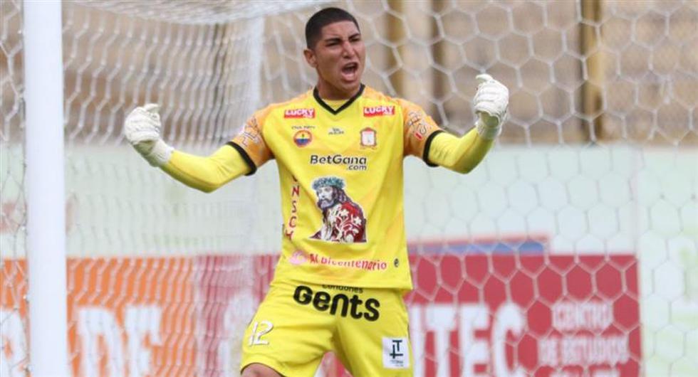 Ángel Zamudio - Sport Huancayo (Photo: GEC / Liga 1)