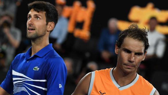 Toni Nadal, tío de 'Rafa', narró cómo fue la primera vez que vio a Novak Djokovic. (Foto: AFP)