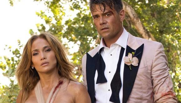 "Jennifer Lopez y Josh Duhamel protagonizarán la película ""Shotgun Wedding"". (Foto: @jlo)"