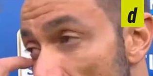Fabio Quagliarella: acosado por cambiarse del Napoli a Juventus