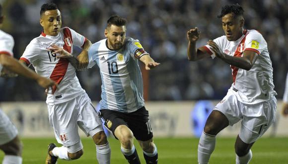 Perú y Argentina se medirán en las Eliminatorias Sudamericanas rumbo a Qatar 2022. (GEC)