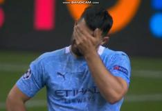 El dolor de perder una final: el llanto de 'Kun' Agüero tras no poder ganar la Champions League [VIDEO]