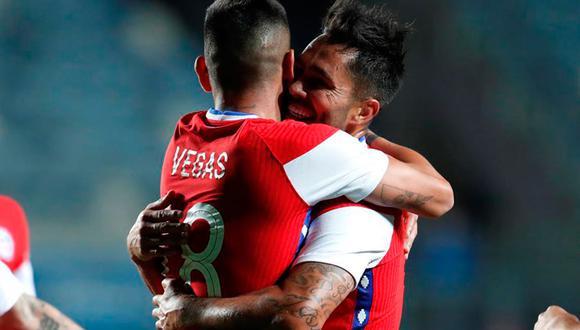 Chile consiguió la victoria en amistoso FIFA contra Bolivia en El Teniente Rancagua. Aquí el resumen y goles del partido. (Foto: EFE)