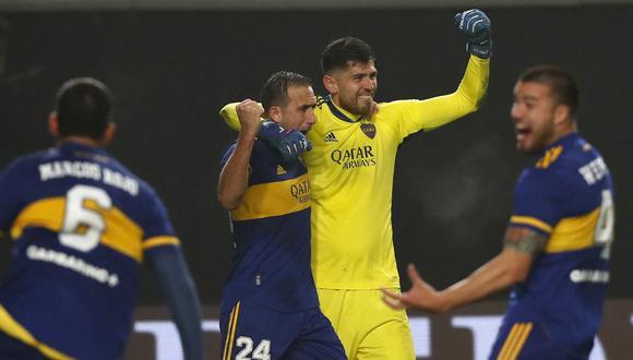 Boca Juniors eliminó a River Plate de la Copa Argentina y clasificó a cuartos de final (Foto: AFP).