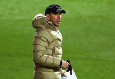 Diego Simeone, sin confiarse por los puntos de ventaja en la tabla de LaLiga