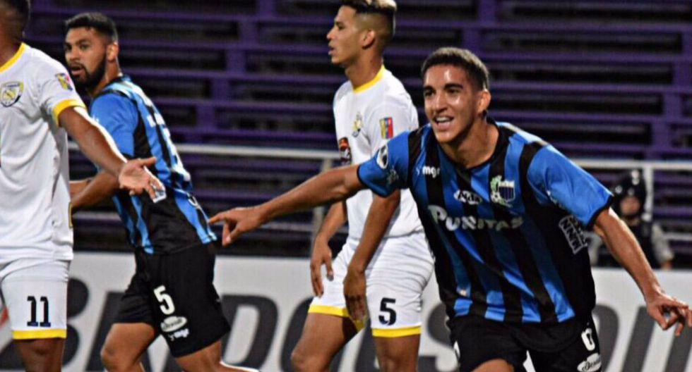 Liverpool goleó 5-0 a Llaneros por la vuelta de la Fase 1 de la Copa Sudamericana. (Foto: Twitter)