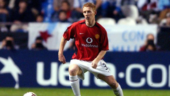 Lee Roche jugó en Manchester United durante el 1999 y 2003. (Foto: Agencias)