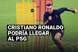 PSG y la posibilidad de que Cristiano Ronaldo llegue la próxima temporada