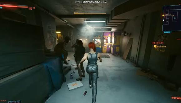 ¡Truco en Cyberpunk 2077! Así podrás instalar el mod para jugar en tercera persona