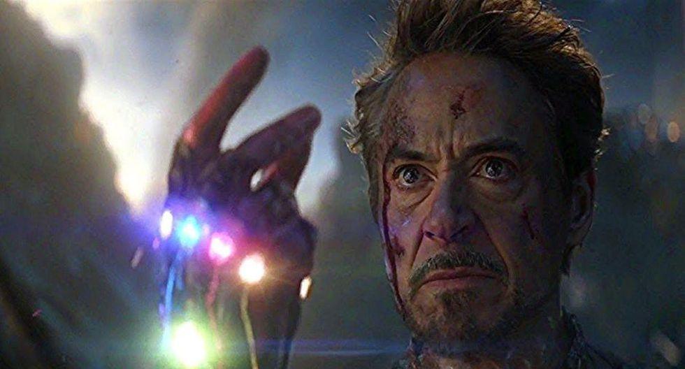 """""""Avengers: Endgame"""": este iba a ser el discurso final de Iron Man en la película."""