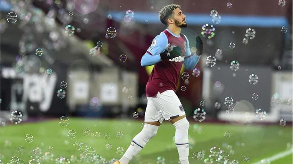Bentford > West Ham  - 23.1 millones de euros (Foto: AFP)