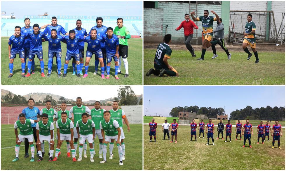 La Copa Perú ya conoce sus clasificados a la Fase 2. (Fotos: FPF)