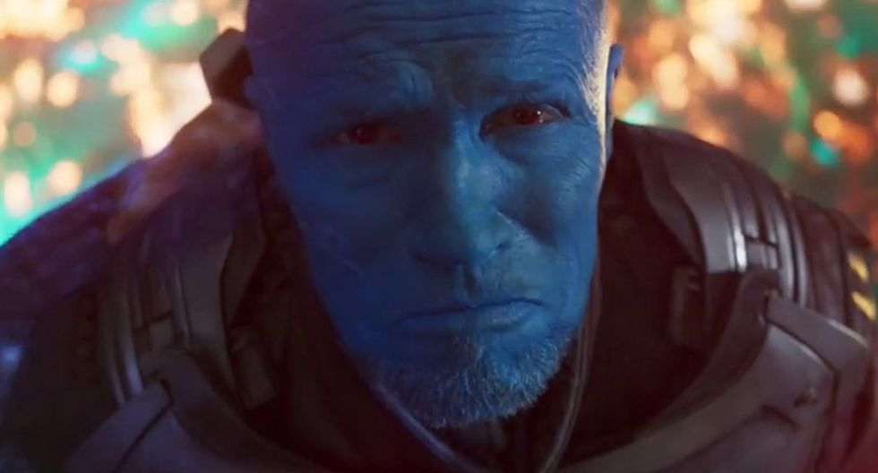 Yondu (Guardians of the Galaxy Vol. 2) (Foto: Marvel Studios)