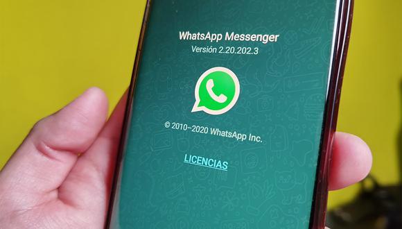 ¿Sabes si tu celular ya no tendrá WhatsApp? Revísalo ahora mismo. (Foto: Depor)