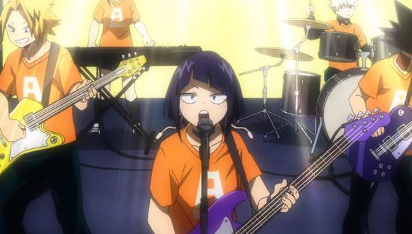 My Hero Academia estrena clip de la canción del Festival Cultural de Música. (Foto: JNN)