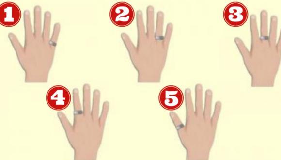 Dime en qué dedos pones tu anillo y te diré aspectos que desconocías de tu personalidad. (Foto: MDZ Online)