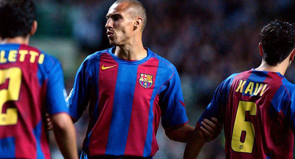 Henrik Larsson -  Barcelona: 2004 a 2006.