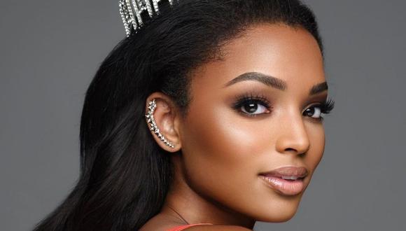 Asya Danielle Branch se coronó como Miss USA 2020. (Foto: Instagram / @asyadanielle).