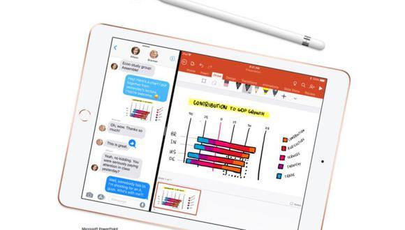 El apple pencil se ha convertido en una pieza fundamental para sacarle el máximo provecho al iPad. (Foto: Apple)