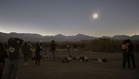 Conoce en dónde se presentará este Eclipse solar del 10 de junio de 2021. (Foto: Archivo / Getty)