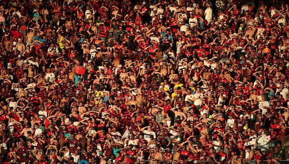 El Maracaná abre sus puertas para presenciar la final de la Libertadores. (Foto: Getty)