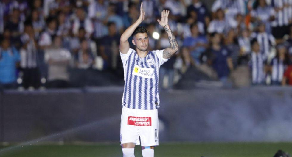 Felipe Rodríguez se despidió de Alianza Lima con emotivo mensaje