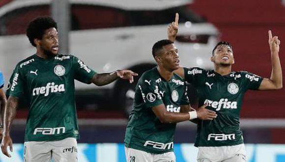 Palmeiras es el vigente campeón de la Copa Libertadores.  (Foto: Agencias)