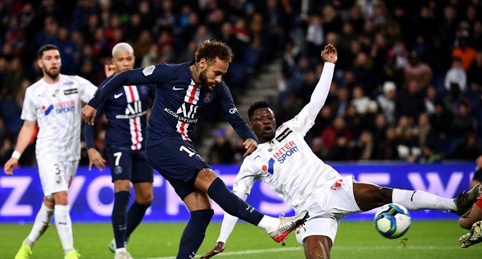 10. Eddy Gnahore (Amiens): 4.36 promedio en 14 partidos. (Foto: AFP)