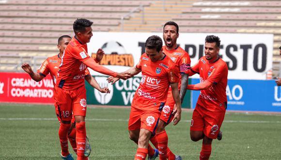César Vallejo tiene plantel para la temporada 2021. (Foto: Liga 1)