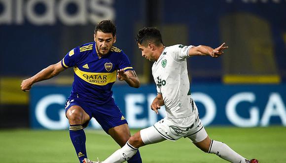 Boca vs. Sarmiento: goles, resultado, resumen, incidencias y lo mejor del  minuto a minuto por fecha 3 de Copa de la Liga Profesional 2021 |  FUTBOL-INTERNACIONAL | DEPOR