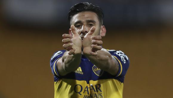 Boca Juniors apareció sobre el final del partido para darle el triunfo a los 'Xeneizes'.