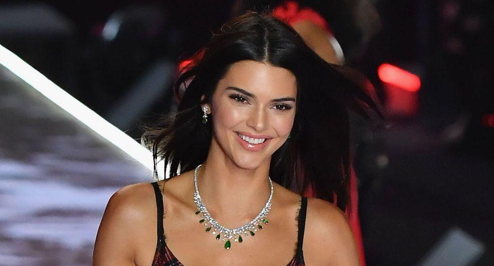 Kendall Jenner compartió la grabación en Instagram Stories. (AFP)