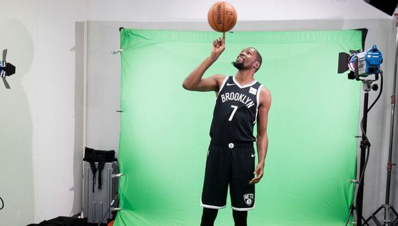 Kevin Durant. (Getty Images)