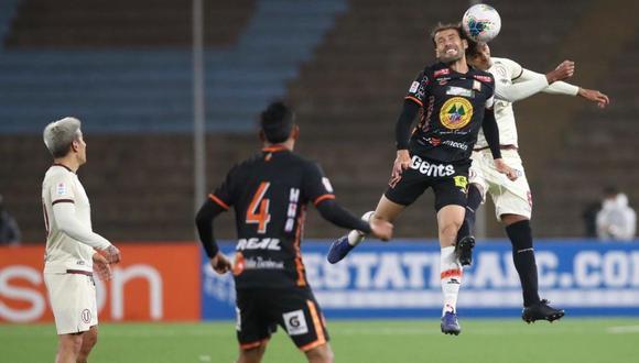 Universitario vs. Ayacucho FC en la UNMSM (Foto: Liga 1)