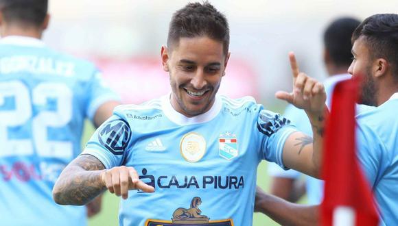 Alejandro Hohberg suma cuatro goles en lo que va de la temporada de Liga 1. (Foto: Liga de Fútbol Profesional)