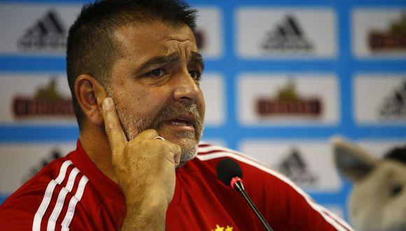 Claudio Vivas no es más técnico de Sporting Cristal. (Foto: GEC)