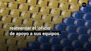 Sin Liga MX, las barras del fútbol mexicano se reinventan