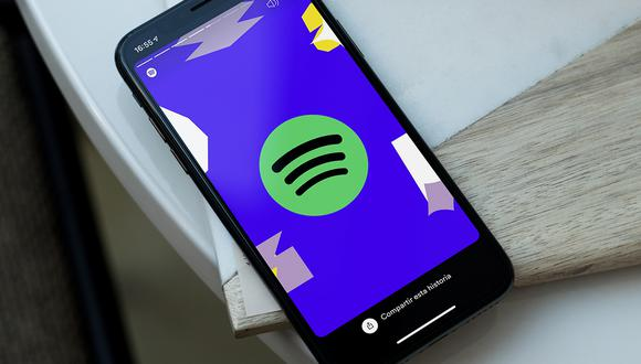 """Conoce el método para poder activar el """"Only you"""" de Spotify. (Foto: Depor)"""