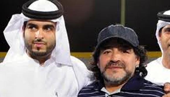 Diego Maradona vivió en Dubai entre los años 2011 y 2018. (Foto: Difusión)