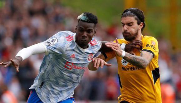 Rúben Neves es uno de los jugadores más importantes del Wolverhampton de la Premier League. (Foto: Getty)