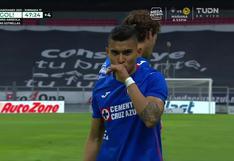 Solo tuvo que empujarla: Orbelín Pineda y el 1-0 del Cruz Azul vs. Tijuana por la Liga MX 2021 [VIDEO]