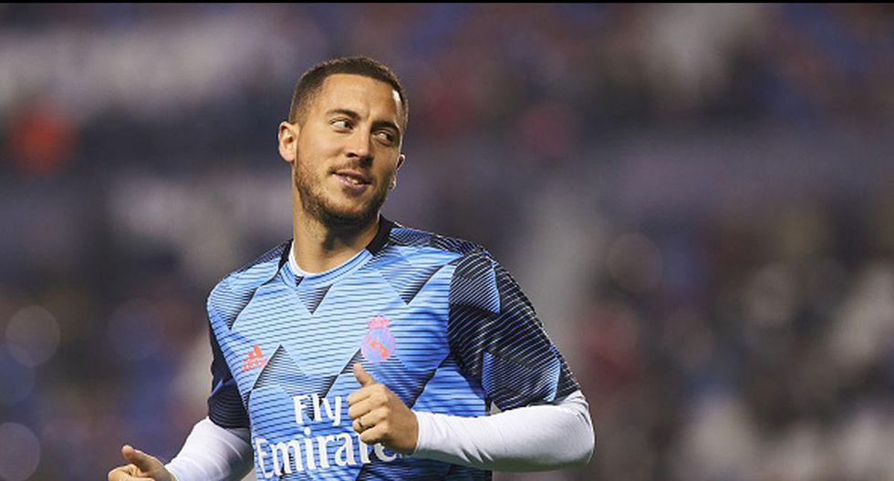 Beneficiado | Eden Hazard se recuperaría completamente de su lesión. (Agencias)