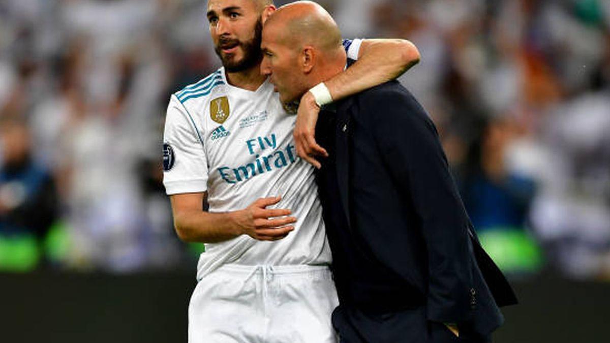 Real Madrid, Benzema afirma que Zinedine Zidane es como un hermano para él    LaLiga   FUTBOL-INTERNACIONAL   DEPOR