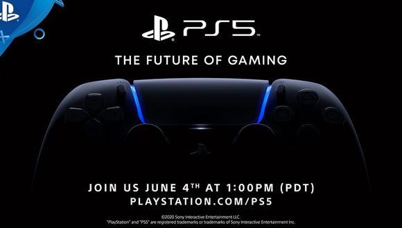 PS5: la consola PlayStation 5 prestará sus juegos el 4 de junio. (Foto: Sony)