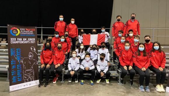 Equipo peruano de bádminton ganó 10 medallas en Panamericano Junior 2021. (IPD)