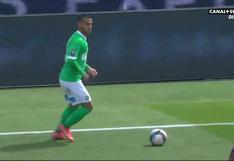 Trauco, el indiscutible: se lució con asistencia para gol de Saint-Etienne frente al PSG [VIDEO]