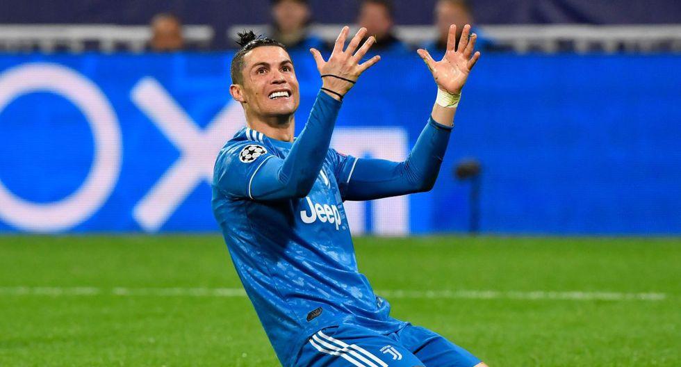 Cristiano Ronaldo llegó a Juventus tras su salida del Real Madrid. (AFP)