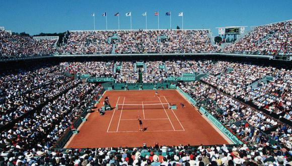 El Roland Garros debía jugarse entre el 24 de mayo y el 7 de junio, pero se aplazó por culpa del coronavirus. (Foto: Getty Images)
