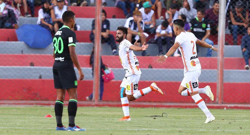 Alianza Lima y Ayacucho FC se enfrentaron en el Ciudad de Cumaná, por el Torneo Apertura. (Foto: Francisco Neyra / GEC)
