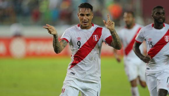Paolo Guerrero jugará su primer Mundial con la Selección Peruana. (Jesús Saucedo)